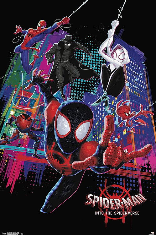 Spider-Man: Enter the Spider-Verse (Poster)