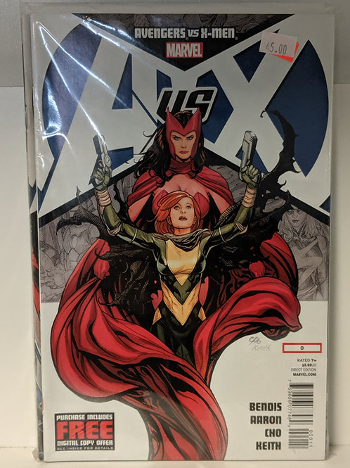 Avengers vs. X-Men (Comic Set)
