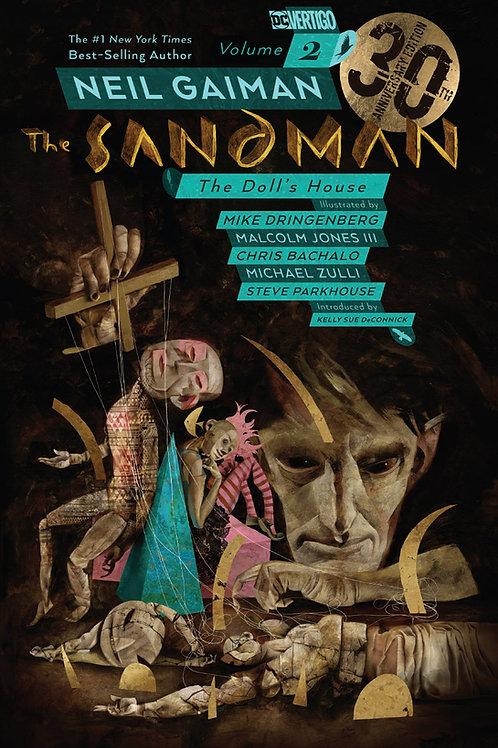 Sandman vol 2 The Doll's House