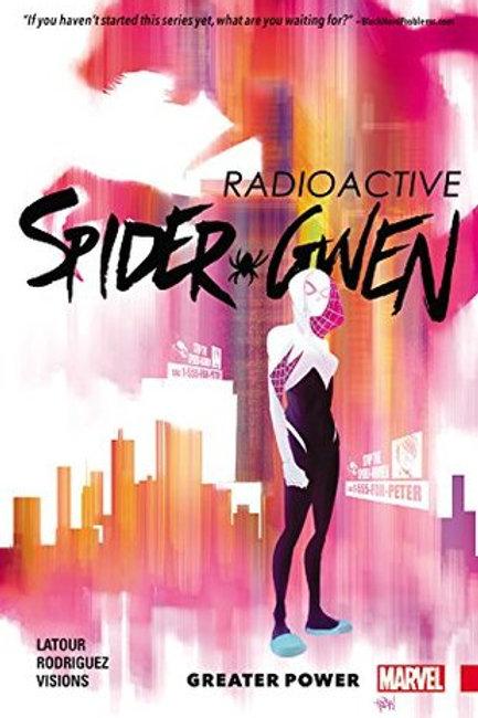 Spider-Gwen Greater Power (vol 1)