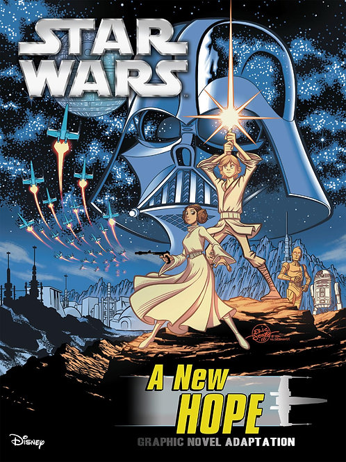 Star Wars A New Hope Adaptation