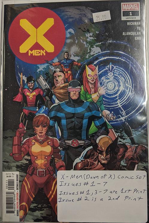 X-Men by Jonathan Hickman (Comic-Set)