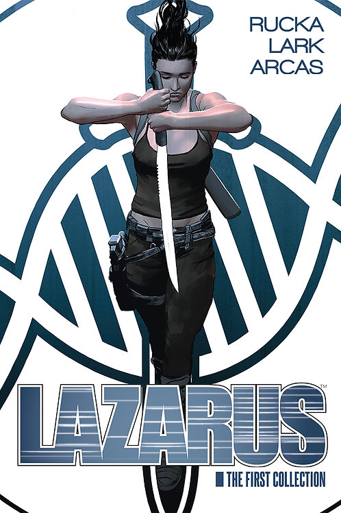 Lazarus: The First Collection HC