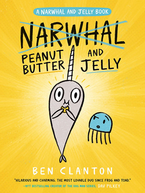 Narwhal: Peanut Butter and Jelly