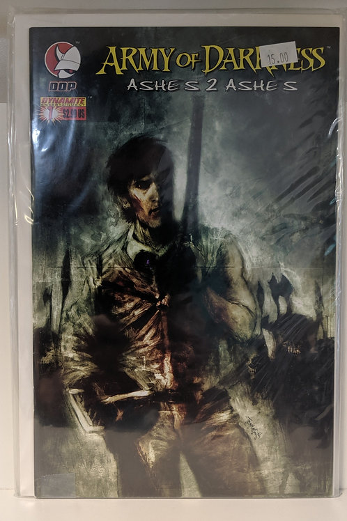 Army of Darkness: Ashes 2 Ashes (Comic Set)