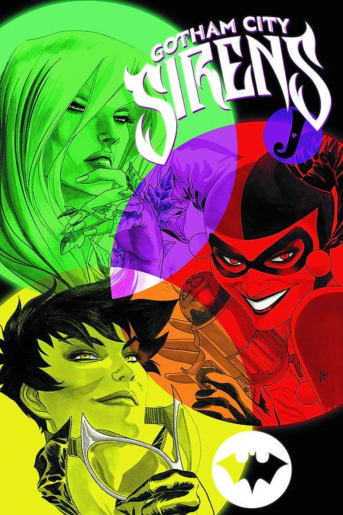 Gotham City Sirens vol 2
