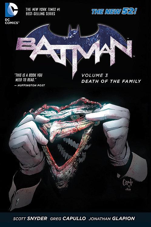 Batman vol. 3 Death of the Family (N52) TP