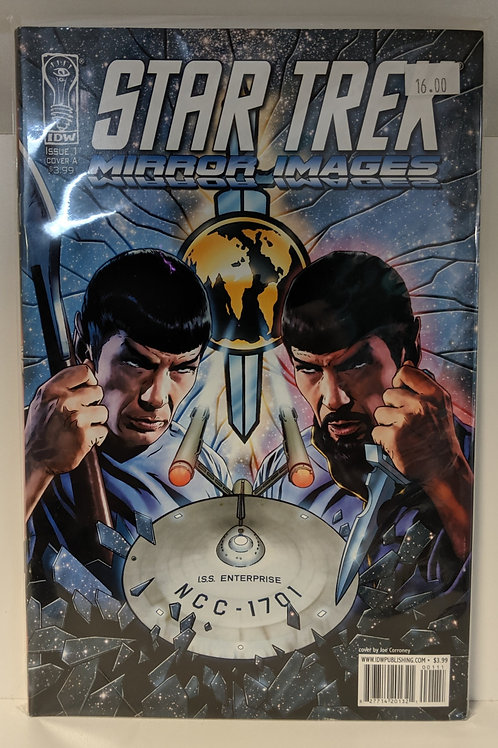 Star Trek: Mirror Images (Comic Set)