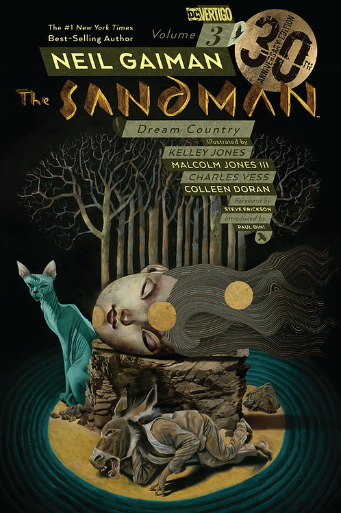 Sandman vol 3 Dream Country