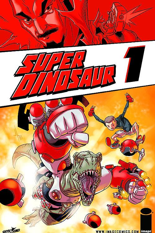 Super Dinosaur vol 1
