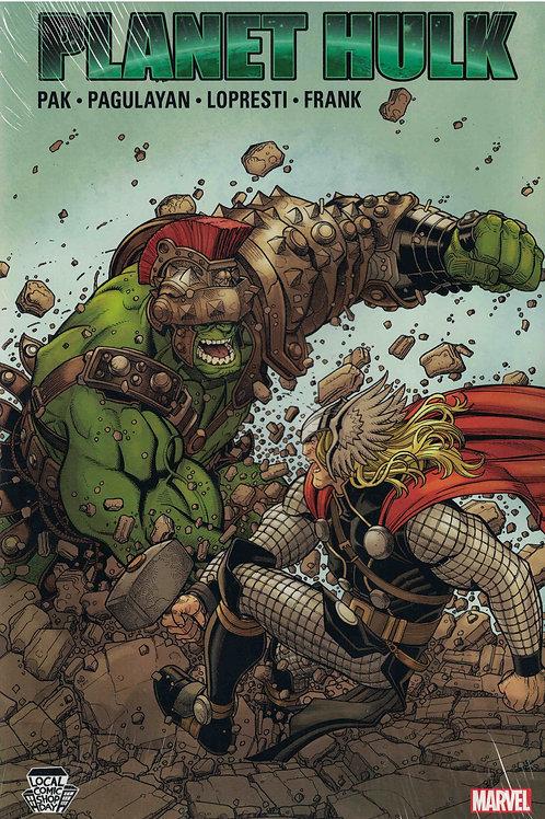 Planet Hulk (Special LCSD Edition) HC