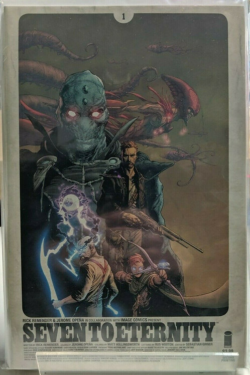 Seven to Eternity (Comic Set)