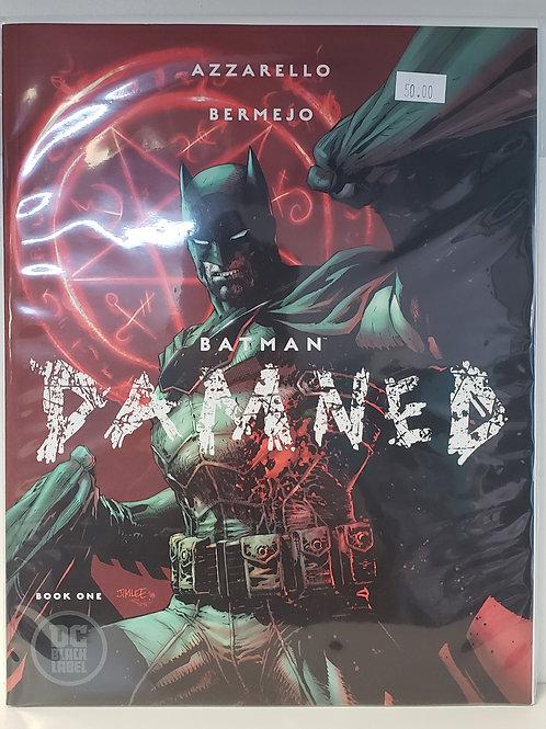 Batman Damned #1B