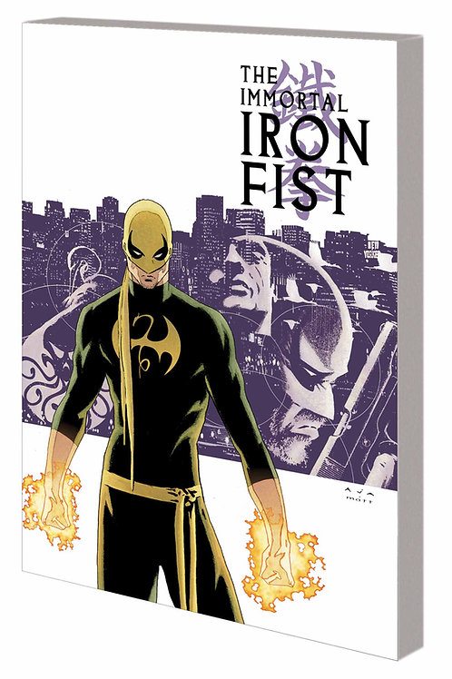 Immortal Iron Fist Complete Collection vol 1