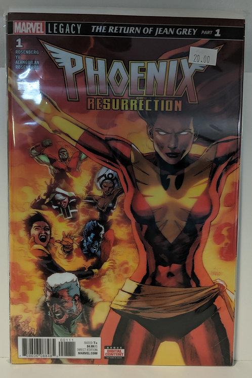 Phoenix Resurrection (Comic Set)
