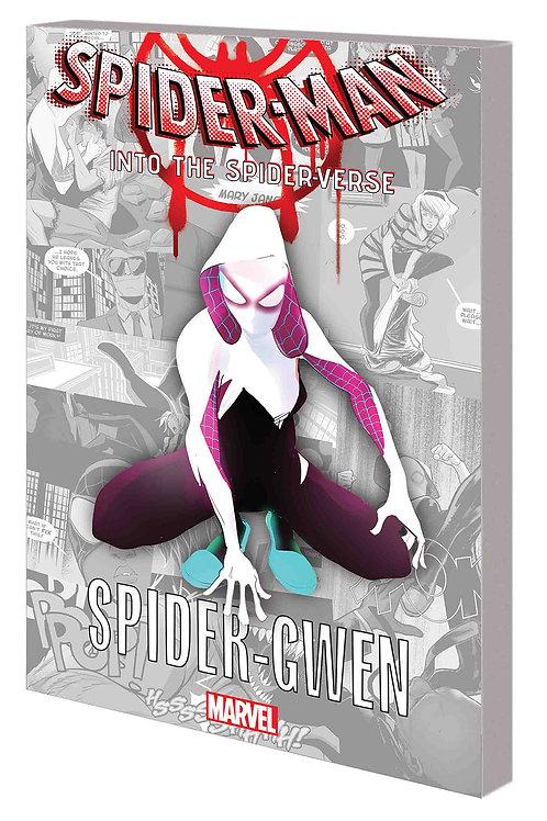 Spider-verse Spider-Gwen GN