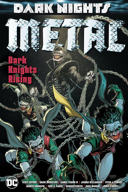 Dark Knights Metal: Dark Knights Rising