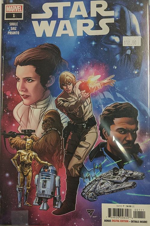 Star Wars: The Destiny Path (Comic Set)
