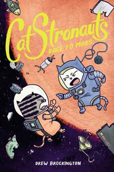 CatStronauts vol 2 Race to Mars