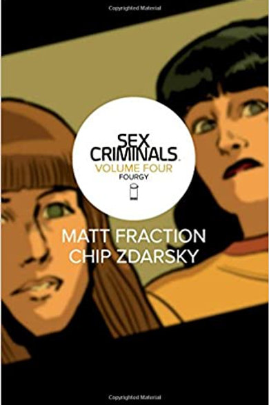 SEX CRIMINALS TP VOL 04 FOURGY