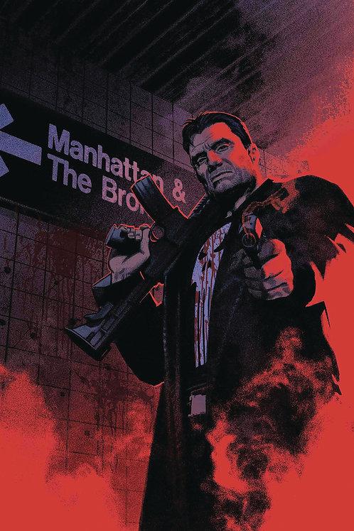 Punisher (Greg Smallwood Poster)
