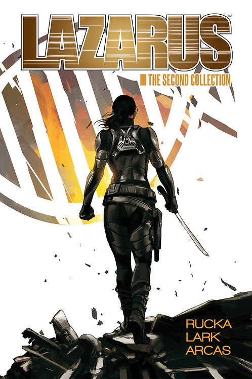 Lazarus: The Second Collection HC