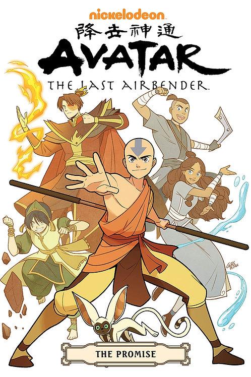 Avatar The Last Airbender: The Promise (Omnibus)