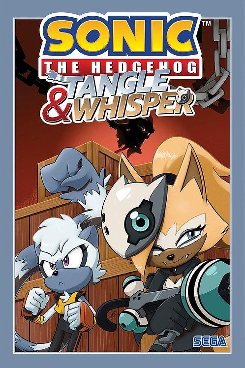 Sonic the Hedgehog Tangle & Whisper