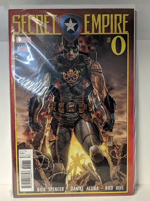 Secret Empire (Comic Set)