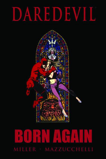 Daredevil: Born Again TP