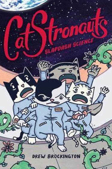 CatStronauts vol 5 Slapdash Science