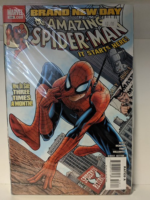 The Amazing Spider-Man: Brand New Day (Comic Set)
