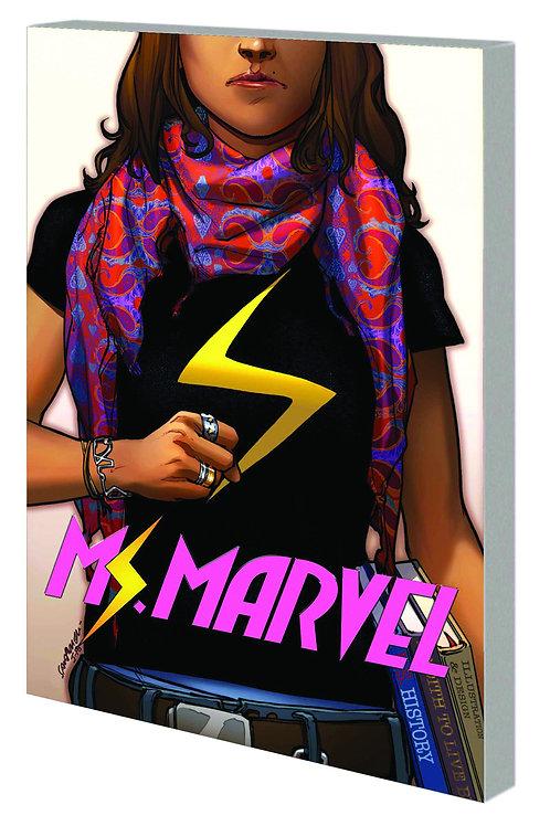 Ms. Marvel vol.1 TP