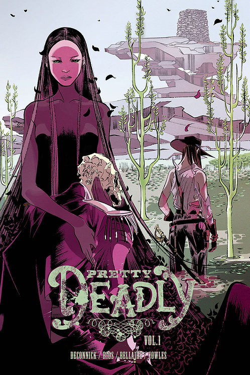 Pretty Deadly vol 1
