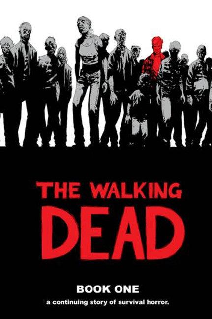 The Walking Dead: Book One HC