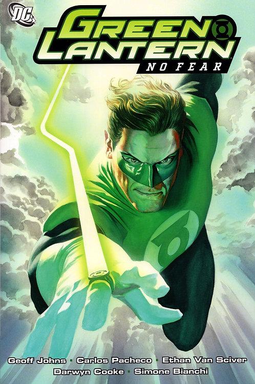 Green Lantern No Fear