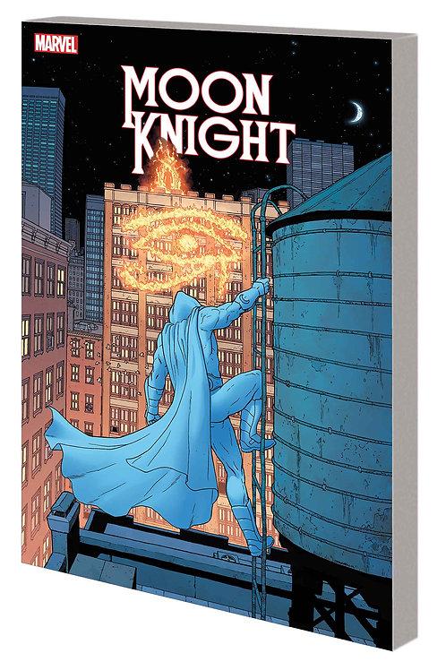 Moon Knight: Crazy Runs in the Family vol. 1