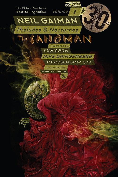 Sandman vol 1 Preludes & Nocturnes