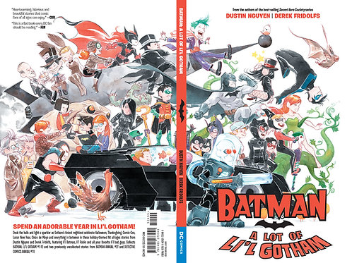 Batman: A Lot of Lil Gotham