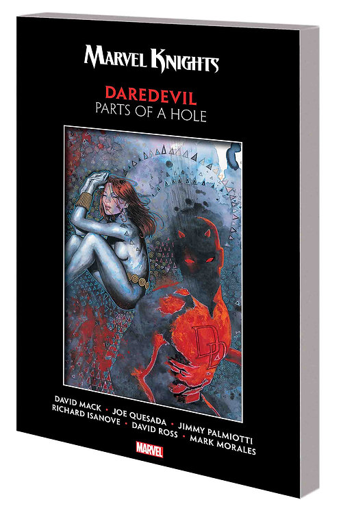 Marvel Knights: Daredevil - Parts of a Whole