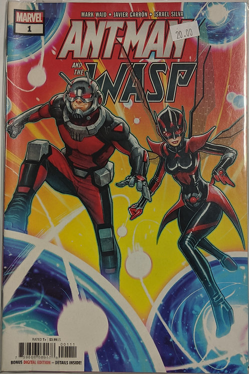 Ant-Man and the Wasp: Lost And Found (Comic-Set)