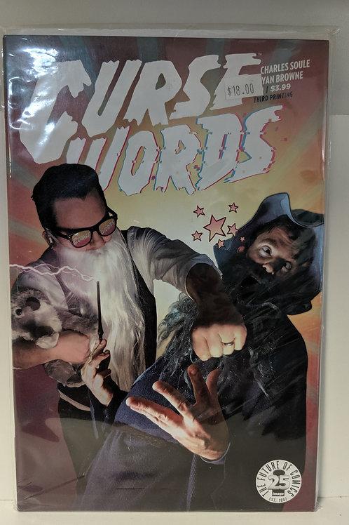 Curse Words (Comic Set)