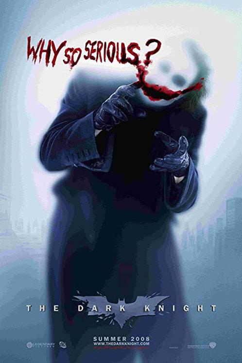 Joker (Why So Serious Poster)