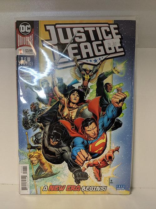 Justice League: Rebirth (Comic Set)