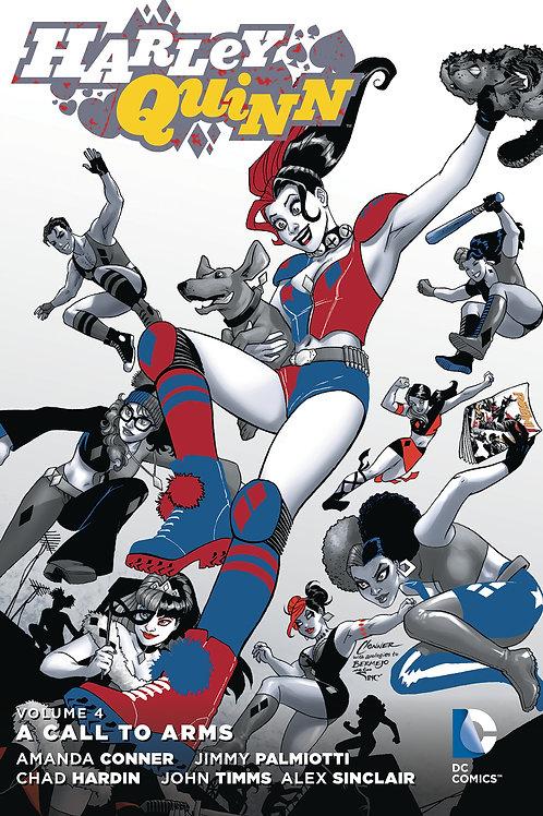 Harley Quinn: A Call to Arms vol. 4