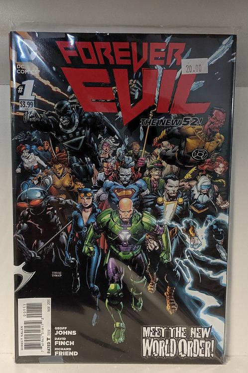 Forever Evil (Comic Set)