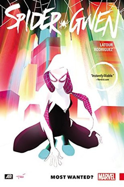 Spider-Gwen Most Wanted (vol 0)