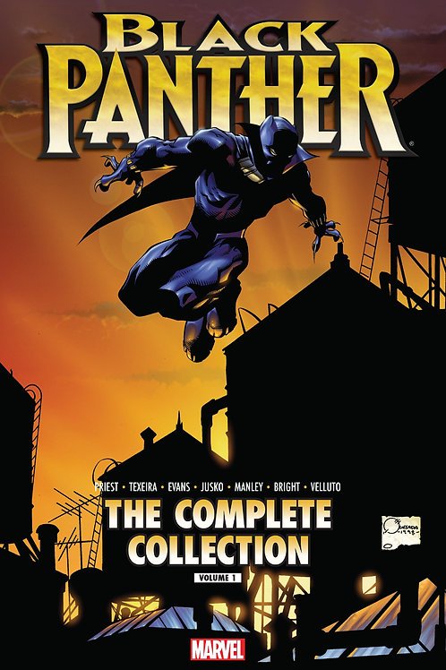 Black Panther by Priest The Complete Collection vol. 1 TP