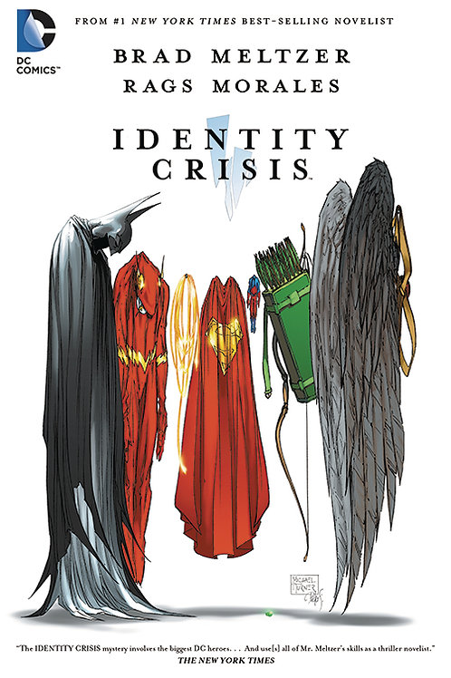 Identity Crisis HC