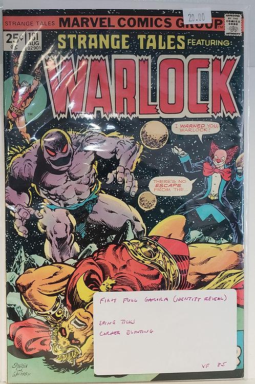 Strange Tales (Warlock) #181